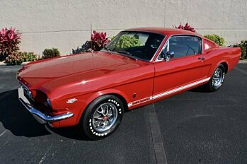 1966 Ford Mustang for sale 100970024