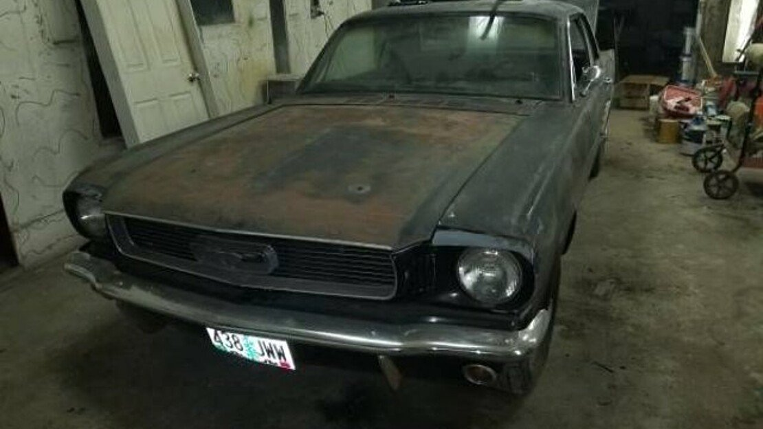 1966 Ford Mustang for sale 100974547