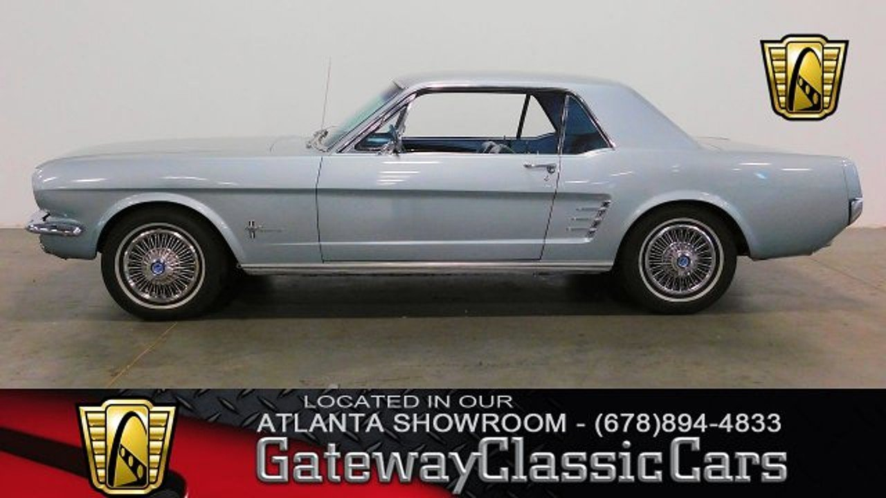 1966 Ford Mustang for sale 100977407