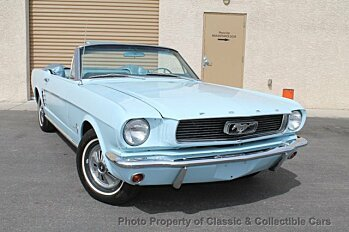 1966 Ford Mustang for sale 100983325