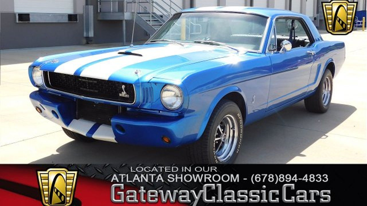 1966 Ford Mustang for sale 100986425