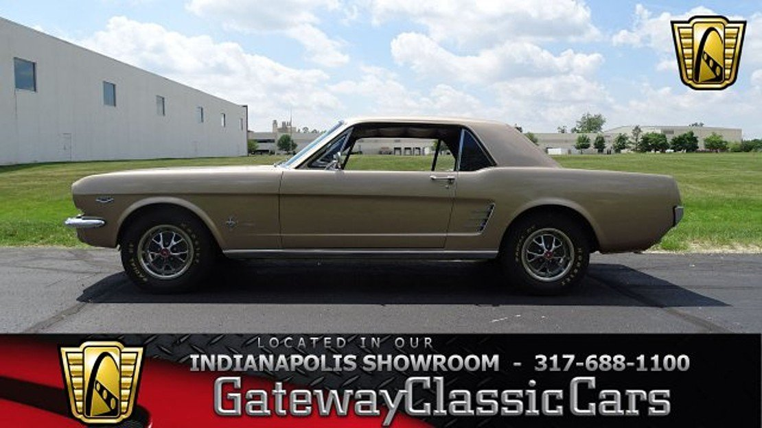 1966 Ford Mustang for sale 100991307
