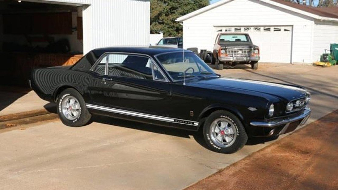 1966 Ford Mustang for sale 101051900