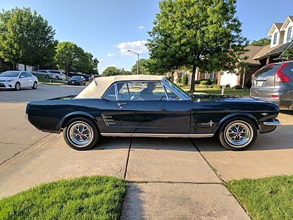 1966 Ford Mustang Convertible for sale 100919220