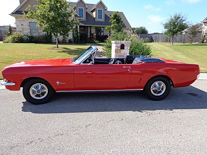 1966 Ford Mustang Convertible for sale 100922347