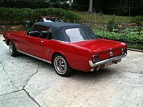 1966 Ford Mustang Convertible for sale 100922581