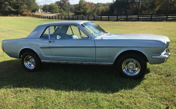 1966 Ford Mustang Coupe for sale 100925126