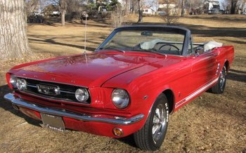 1966 Ford Mustang for sale 100952293