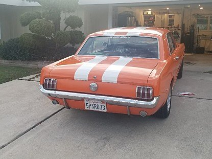 1966 Ford Mustang Coupe for sale 100954255