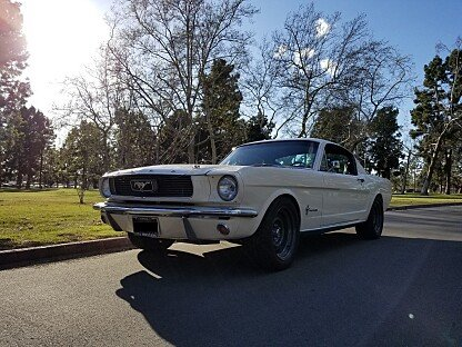 1966 Ford Mustang Fastback for sale 100972118