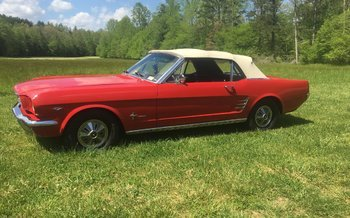 1966 Ford Mustang Convertible for sale 100984799