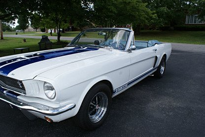 1966 Ford Mustang Convertible for sale 100984929