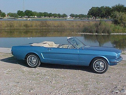 1966 Ford Mustang Convertible for sale 100991221