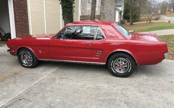 1966 Ford Mustang Coupe for sale 100995628