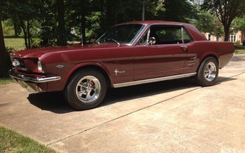 1966 Ford Mustang Coupe for sale 101005035