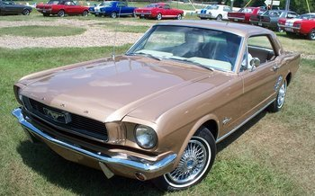 1966 Ford Mustang for sale 101008757