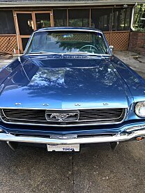 1966 Ford Mustang Coupe for sale 101013498