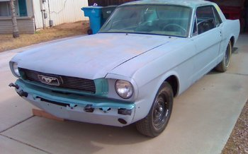 1966 Ford Mustang Coupe for sale 101017005