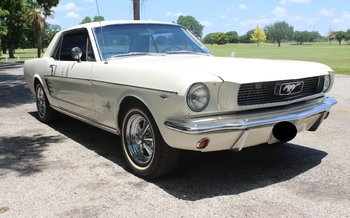 1966 Ford Mustang Coupe for sale 101027501