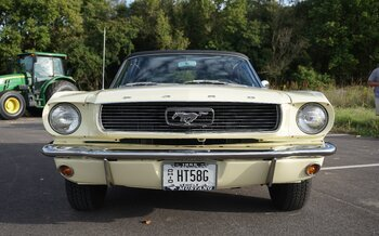 1966 Ford Mustang Convertible for sale 101031205