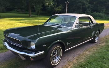 1966 Ford Mustang Coupe for sale 101045280