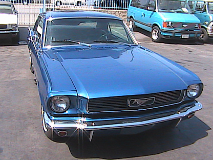 1966 Ford Mustang for sale 100773239