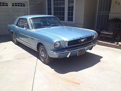 1966 Ford Mustang Coupe for sale 100776661