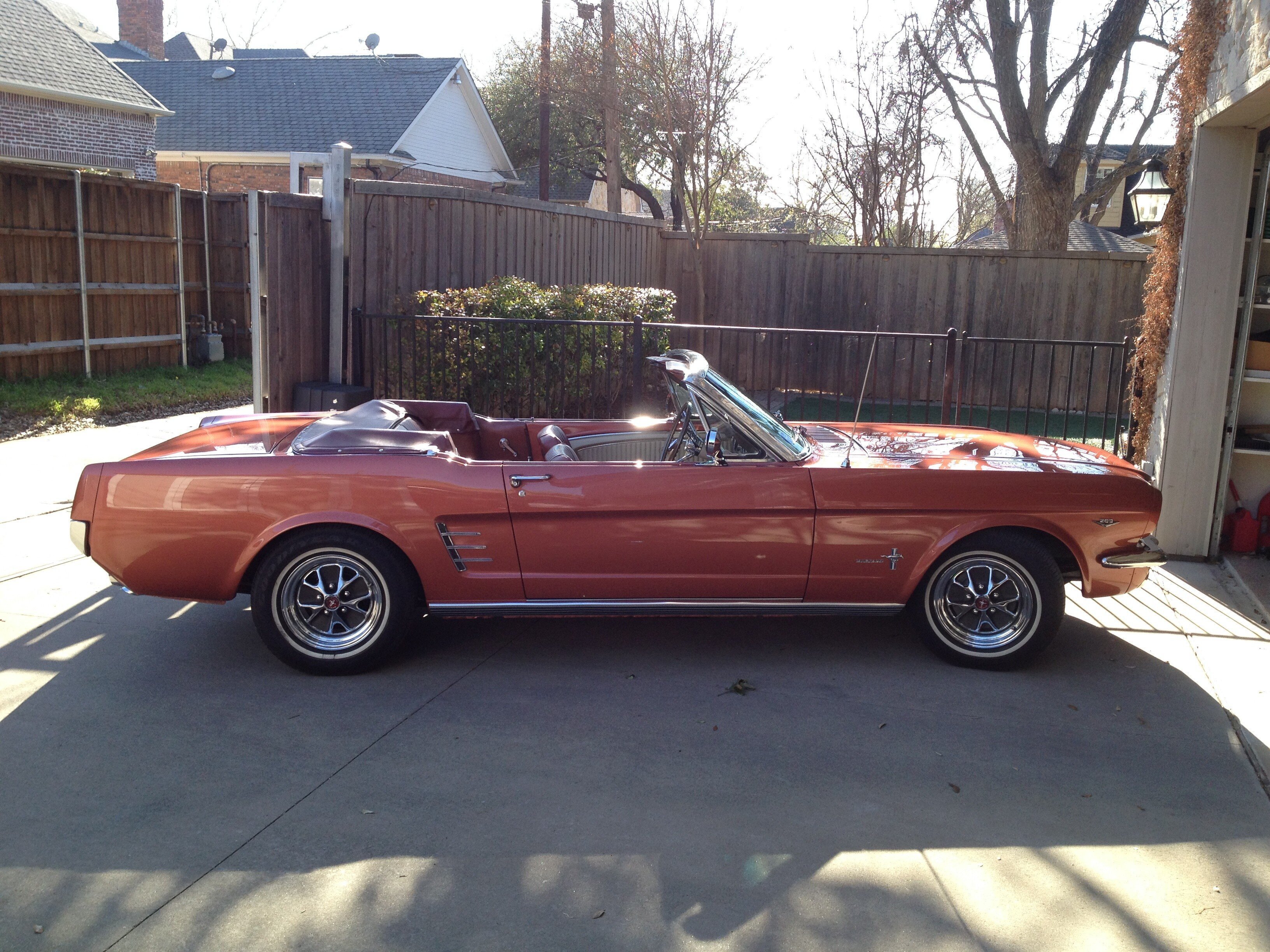 1966 Ford Mustang Conv. & 1969 Ford Mustang Classics for Sale - Classics on Autotrader markmcfarlin.com