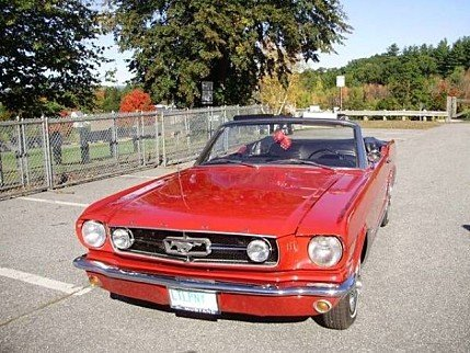 1966 Ford Mustang for sale 100828060