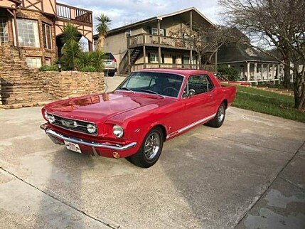 1966 Ford Mustang for sale 100876200