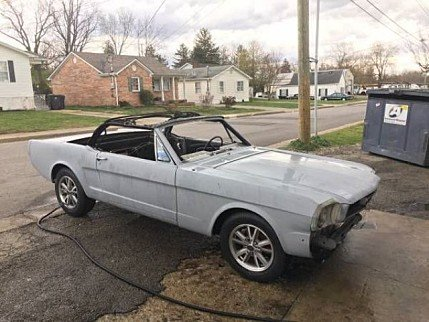 1966 Ford Mustang for sale 100876208