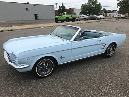 1966 Ford Mustang for sale 100885665