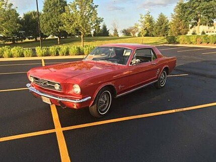 1966 Ford Mustang for sale 100885823
