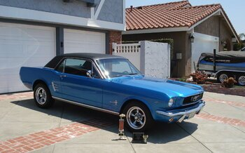 1966 Ford Mustang Coupe for sale 100887498