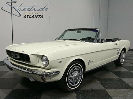 1966 ford mustang for sale 100901893