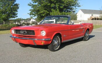 1966 Ford Mustang Convertible for sale 100912734