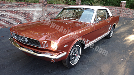 1966 Ford Mustang for sale 100922304