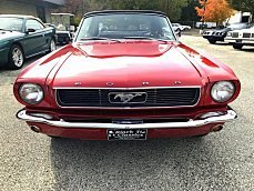 1966 Ford Mustang for sale 100923180