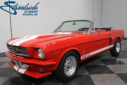 1966 Ford Mustang for sale 100957458