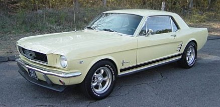 1966 Ford Mustang for sale 100960393