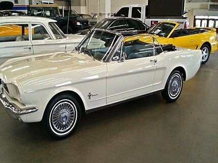 1966 Ford Mustang for sale 100960947