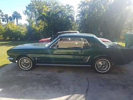 1966 Ford Mustang for sale 100962012
