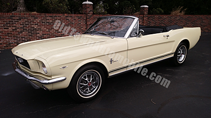 1966 Ford Mustang for sale 100962500