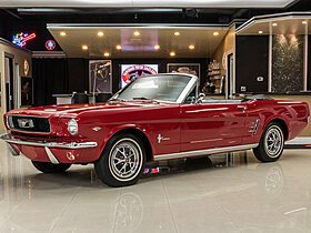 1966 Ford Mustang for sale 100962692