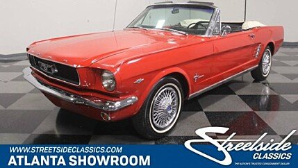 1966 Ford Mustang for sale 100975768