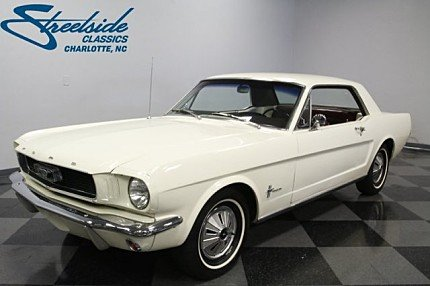 1966 Ford Mustang for sale 100978186