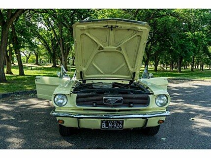1966 Ford Mustang for sale 100984958