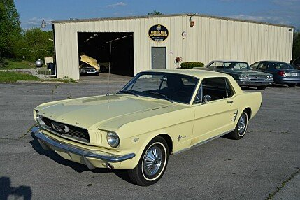 1966 Ford Mustang for sale 100992573