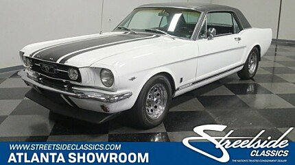 1966 Ford Mustang for sale 101002323