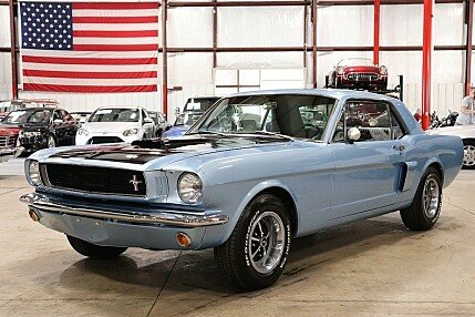 1966 Ford Mustang for sale 101006034